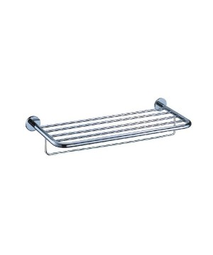 Justime Towel Rack with Rail