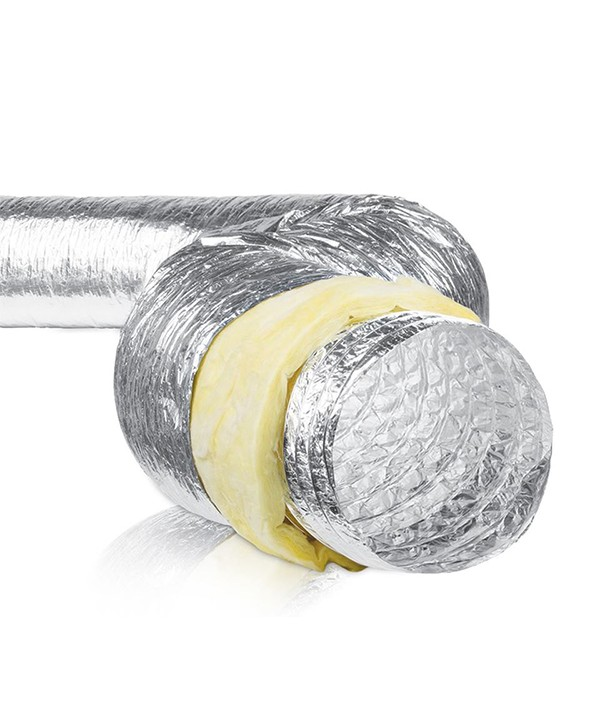 Insulated Aluminum Flexible Air Ducts