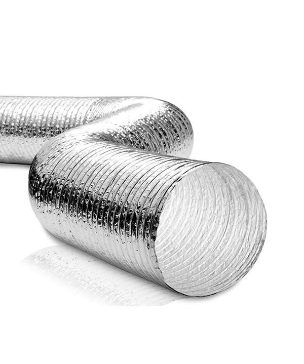 Non-Insulated Aluminum Flexible Air Duct