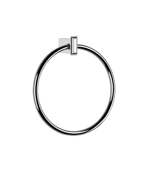 Gessi Eleganza Towel Ring,...