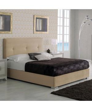 Dupen Lourdes Bed, Beige...