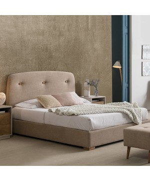 Domocasa Eryn - Gray 3-Seater Sofa Bed