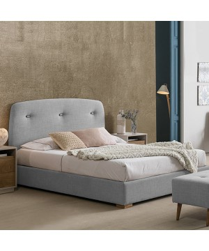 Dupen Bergen Bed, Light...