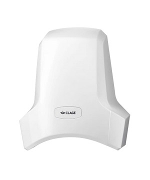 Clage WHT  Hot Air Hand Dryer