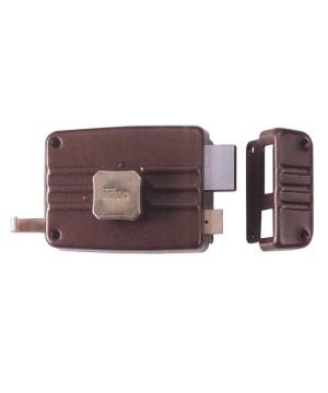 Iseo Cylinder Rim Lock