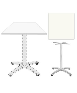 Werzalit Square Table Tops...