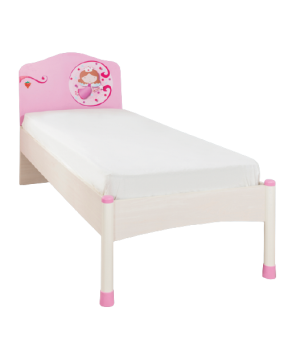 Cilek SL Princess Bed and...