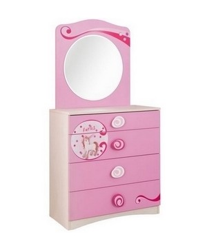 Cilek SL Princess Dresser...
