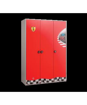 Cilek Race Cup 3-doors...