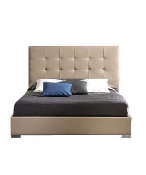 Dupen Belen Bed, Moka PVC