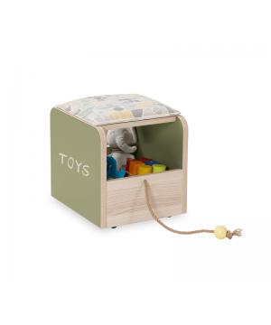 Cilek Montes Toy Box / Puff