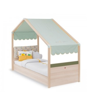 Cilek Montes Bed with Mattress