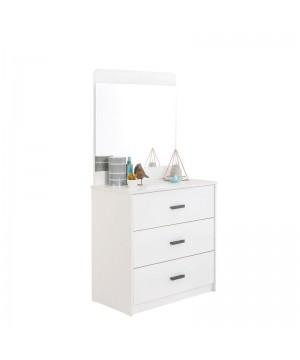 Cilek White Dresser with...