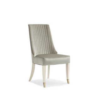 Caracole Line Me Up Side Chair