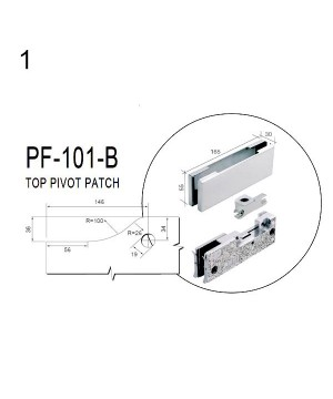 Bonco Patch Fitting (for...