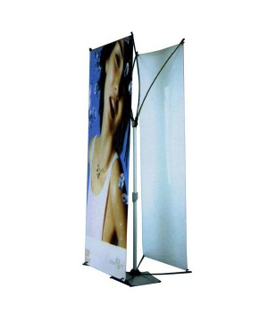 Assab Double Y Banner Stand